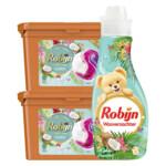 Robijn Kokos Sensation Wasmiddel en Wasverzachter Pakket