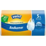 Swirl Pedaalemmerzakken Badkamer Scheurvast & Lekvrij 5 liter