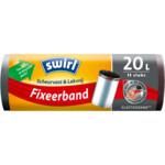 Swirl Pedaalemmerzakken met Fixeerband 20 liter