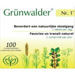 Grünwalder Nr 1 Kruidentabletten