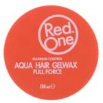 Red One Haarwax Orange Aqua