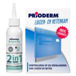 Prioderm Shampoo Plus + Luizen- en Netenkam Pakket