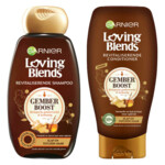 Garnier Loving Blends Gember Boost Pakket