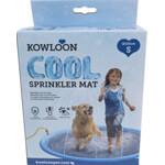 Kowloon Cool Sprinkler Mat Blauw S