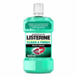 Listerine Mondwater Clean & Fresh