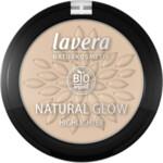Lavera Natural Glow Highlighter Luminous Gold 02