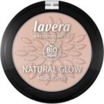 Lavera Natural Glow Highlighter Luminous Rosy Shine 01