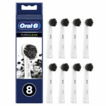 Oral-B Opzetborstels Pure Clean Charchoal EB20CH