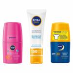 Nivea Sun Pocketsize Family Extra Pakket