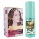 L'Oréal Excellence Creme 6.3 Donker Goudblond  + Magic Retouch Uitgroeispray Donkerblond 75 ml Pakket