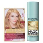 L'Oréal Excellence Creme 9.3 Zeer Licht Goudblond + Magic Retouch Uitgroeispray Blond 75 ml Pakket