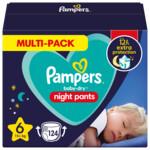 Pampers Baby Dry Night Pants Luierbroekjes Maat 6 (15kg+)