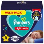 Pampers Baby Dry Night Pants Luierbroekjes Maat 5 (12kg-17kg)