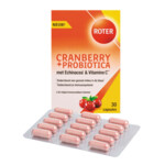 Roter Cranberry & Probiotica