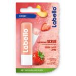 Labello Lipscrub  Strawberry / Peach