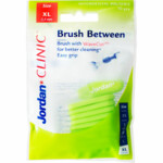 Jordan Clinic Brush Between Interdentale Borsteltjes XL
