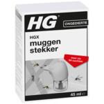 HG HGX Muggenstekker