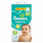 Pampers Baby Dry Luiers Maat 3 (6-10 kg)
