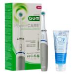 GUM Powercare Elektrische Tandenborstel en O7 Active Tandpasta Pakket