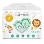 Attitude Luiers Midi Maat 3 (4-9 kg)  30 stuks
