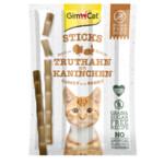 GimCat Sticks Kalkoen - Konijn