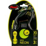 Flexi Rollijn New Neon Tape Geel
