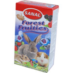 Sanal Knaagdier Fruities Bosbes