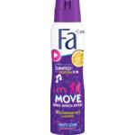 Fa Deodorant Let's Dance
