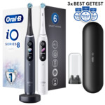 Oral-B Elektrische Tandenborstel iO Series 8 Duo Zwart en Wit