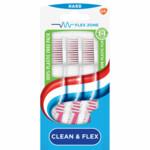 Aquafresh Tandenborstel Clean & Flex Hard