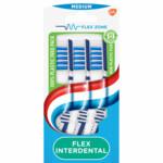 Aquafresh Tandenborstel Flex Interdental Medium