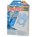 Kleenair Stofzuigerzakken Bosch en Siemens Bs-7