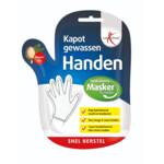 Lucovitaal Handmasker Kapot Gewassen Handen