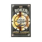 Sence Adventkalender Man Poker Set Vegas Nights
