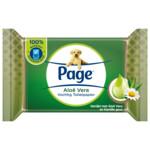 Page Vochtig Toiletpapier Aloe Vera