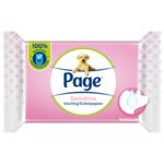 Page Vochtig Toiletpapier Sensitive