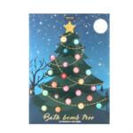 Sence Adventskalender Bath Bomb Tree met Bruisballen