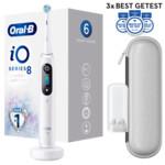 Oral-B Elektrische Tandenborstel iO Series 8 White Alabaster Limited Edition