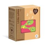 Clementoni Blokkenpuzzel Little Cubes Objecten
