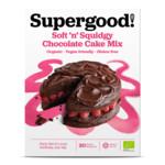 Supergood Chocolade Cake Mix Biologisch