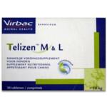 Virbac Telizen M & L 100 mg