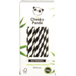 Cheeky Panda Rietjes 100% FSC Bamboe