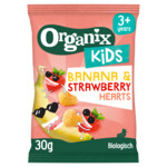 Organix Kids Chips Banaan & Aardbei