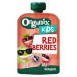 Organix Kids Knijpfruit Rode Bes 3+