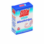 Fittydent Kleefstrips