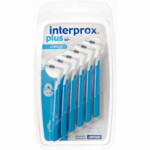 3x Interprox Plus Conisch 3mm-5mm Blauw
