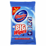 Glorix Big Wipes Ocean  15 stuks