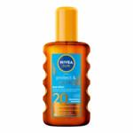 Nivea Sun Protect & Bronze Olie Spray SPF 20