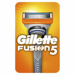 Gillette Fusion 5 Manual Scheermes