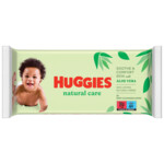 Huggies Billendoekjes Natural Care  56 doekjes